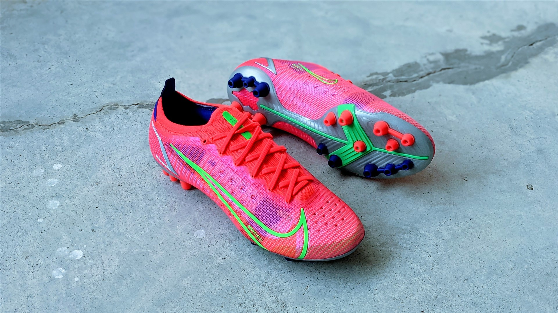 Nike Mercurial Vapor 14 AG artificial ground football boots soccer cleats