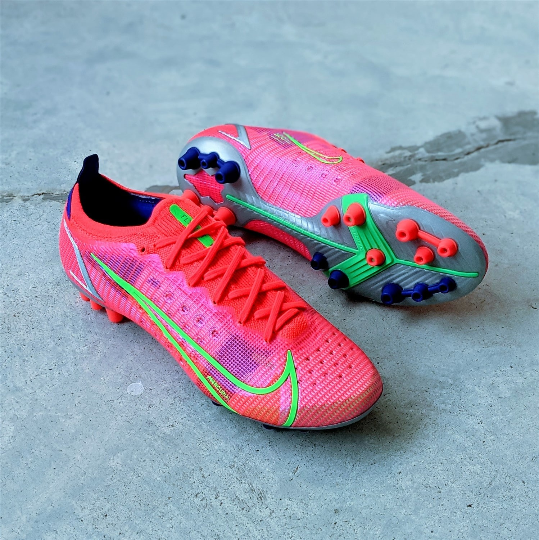 Nike Mercurial Vapor 14 AG artificial ground football boots soccer cleats (5)