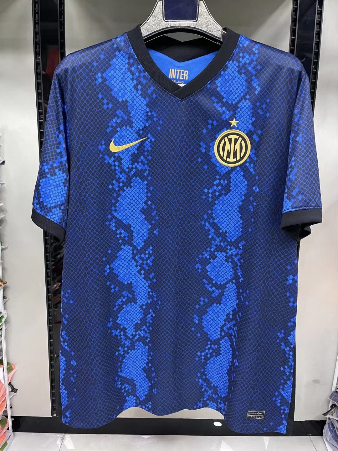 Leaks - Inter Milan home snake 2021/22