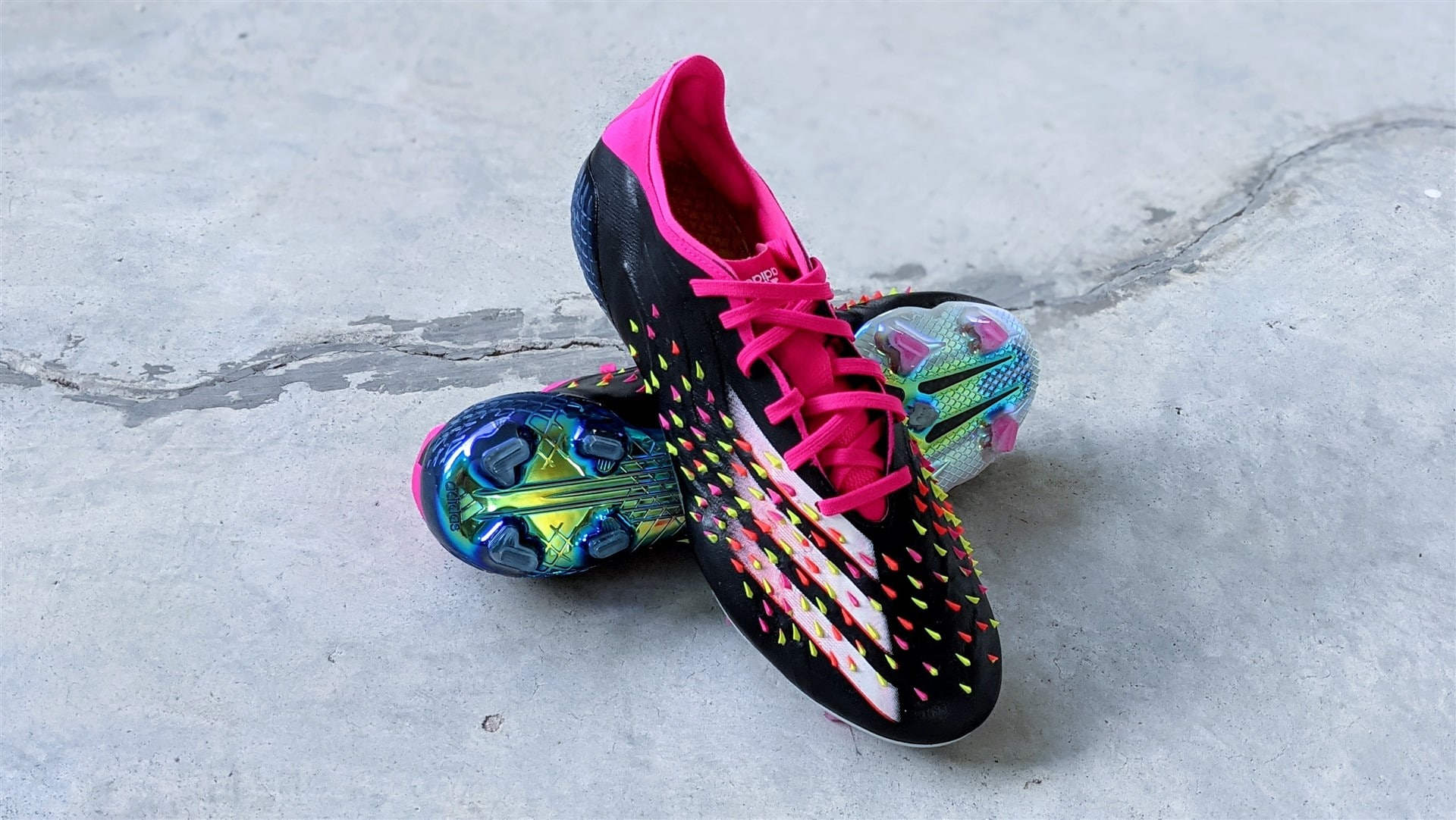 adidas PredCopX football boots soccer cleats
