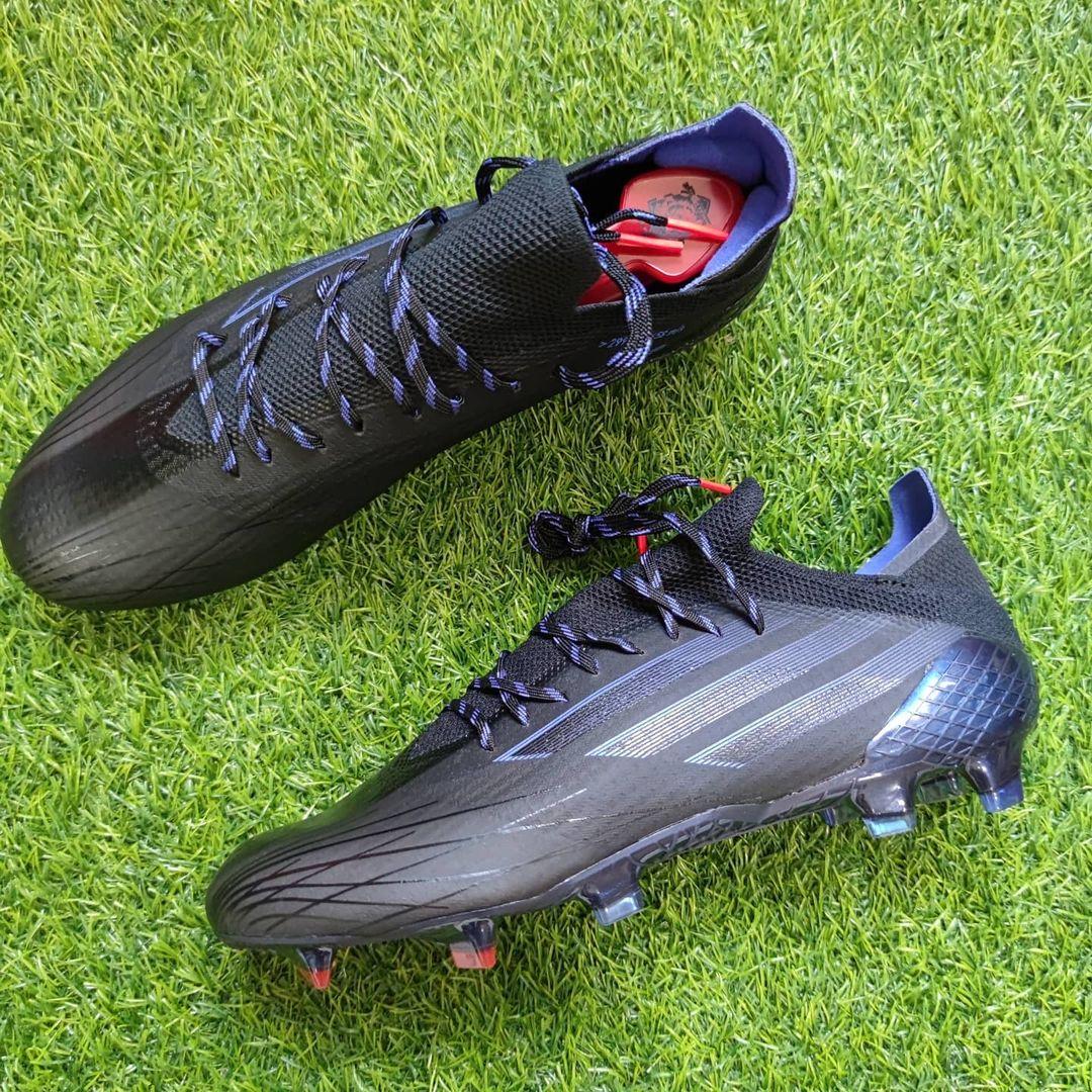 adidas x speedflow .1 black football boots soccer cleats