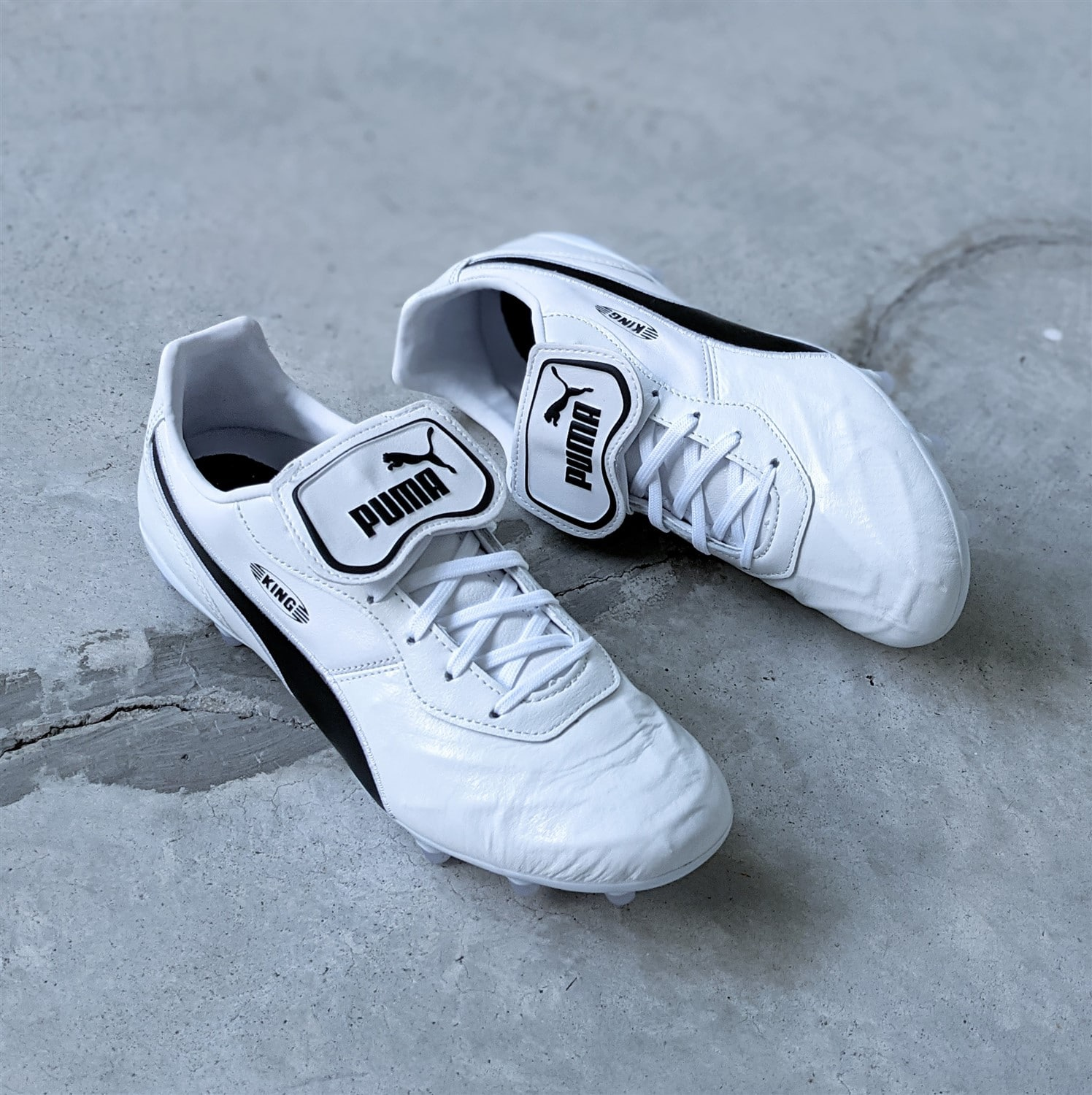 Puma King Top review - football boots soccer cleats