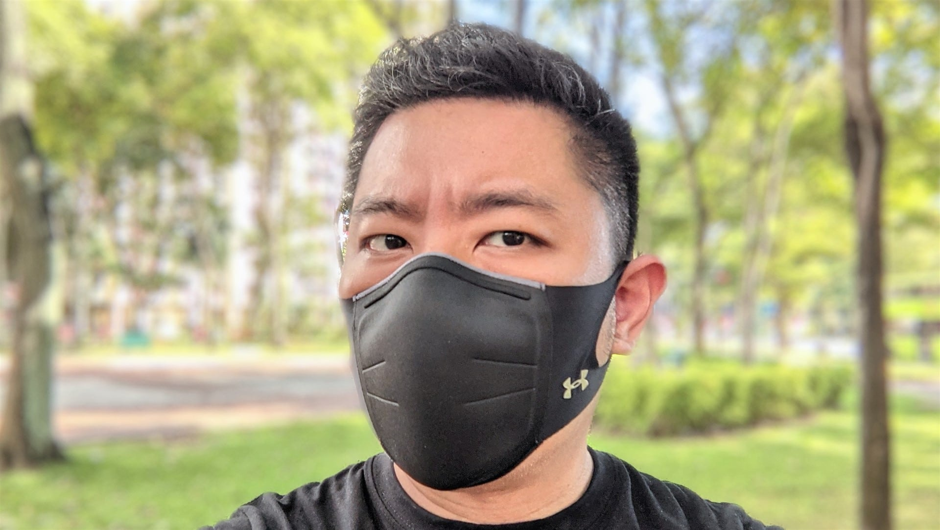 Under Armour Sportsmask Featherweight review